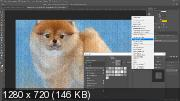 Стили слоев в Photoshop. Тиснение (2019) HDRip