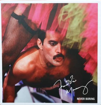 Freddie Mercury - Never Boring (2019) Blu-ray 1080p
